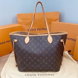 ♥️NEVERFULL MM♥️ Authentic Louis Vuitton Bag!